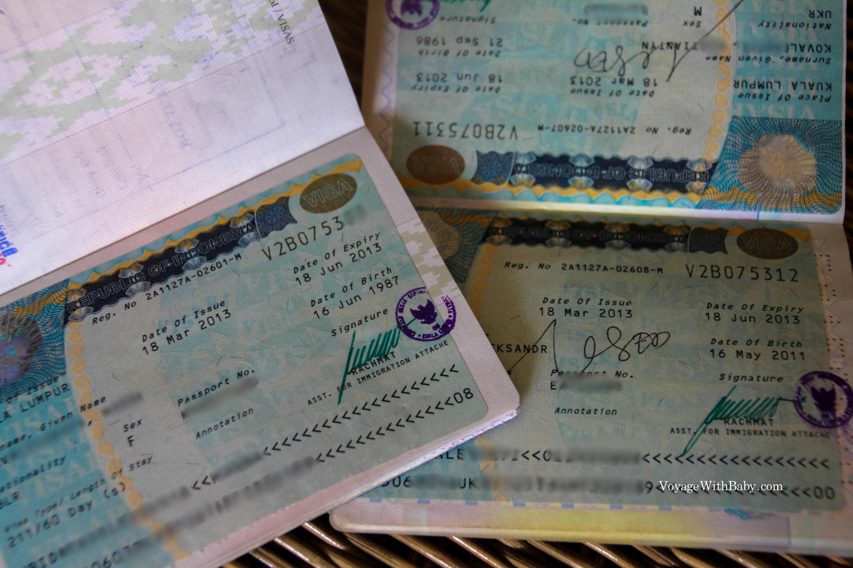 Виза в Индонезию на Бали