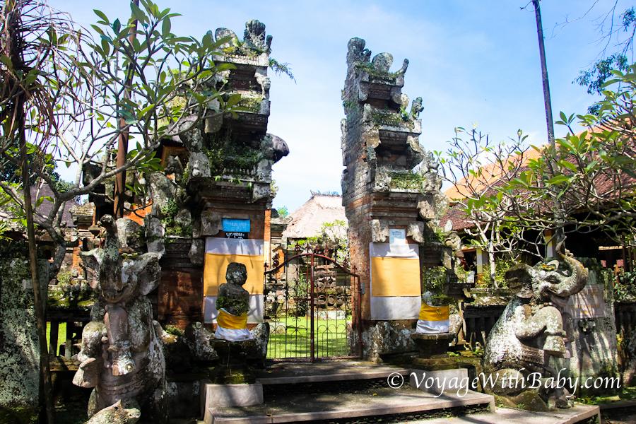 Статуи на Бали