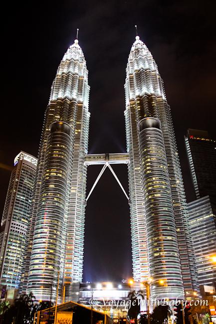 Куала Лумпур, Petronas
