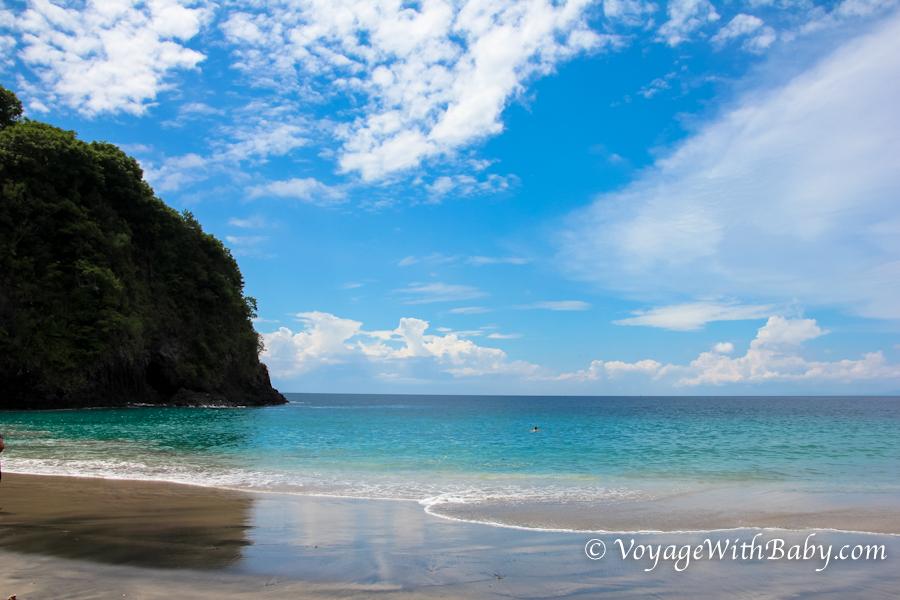Пляж White Sand Beach на Бали