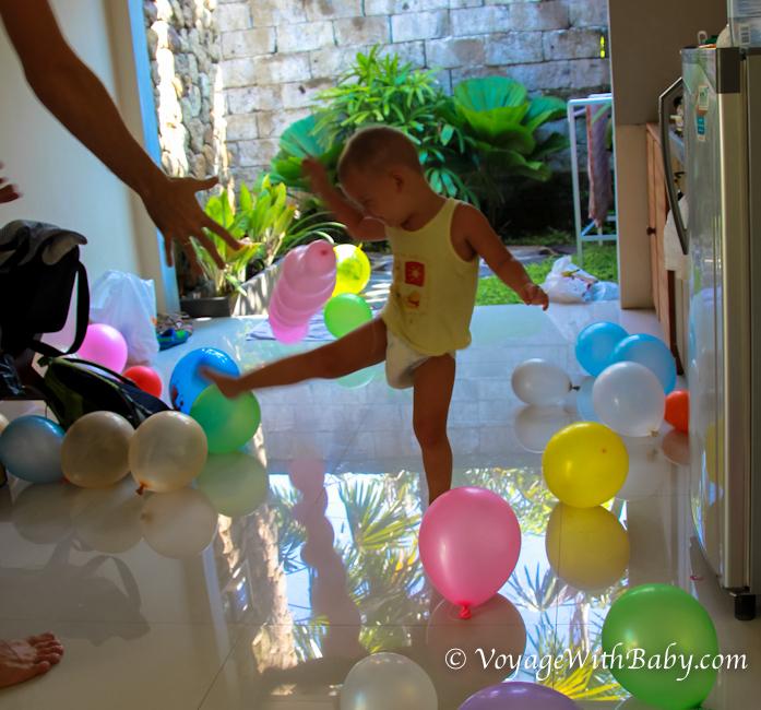 Сегодня Саше-путешественнику 2 года! :)