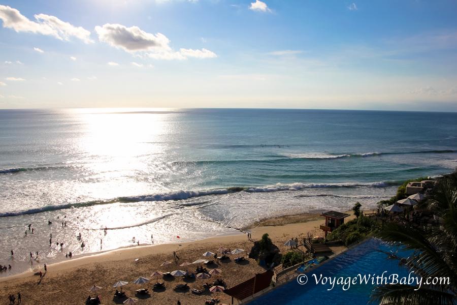 Пляж Дримлэнд (Dreamland Beach) на острове Бали