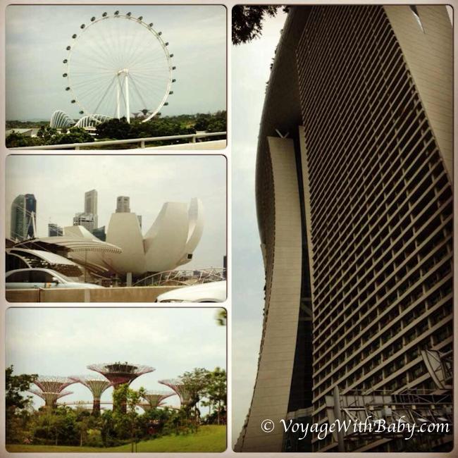 Сингапур днем