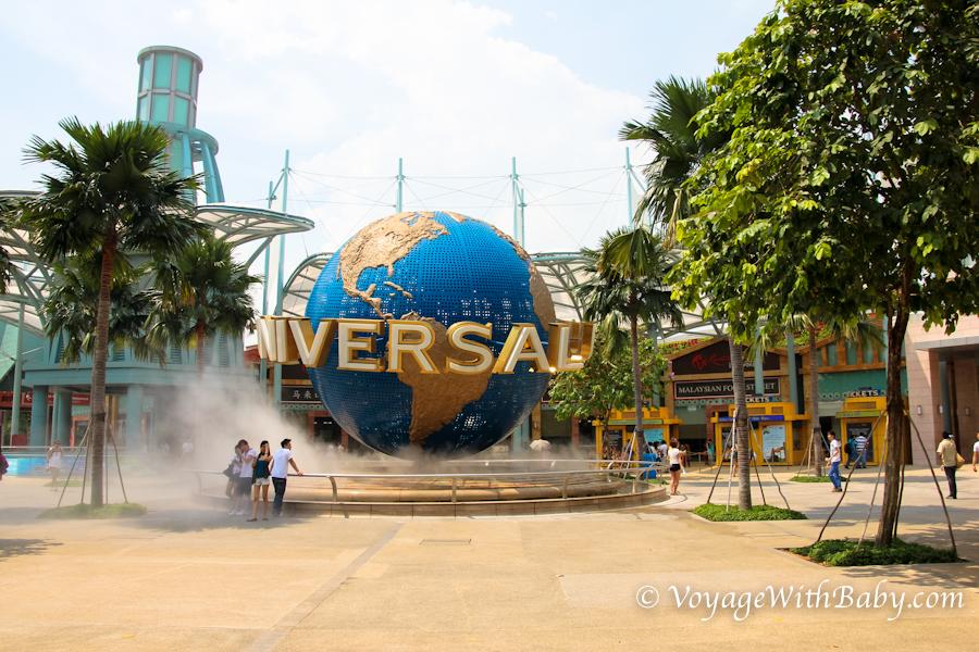 Universal Studios в Сингапуре