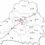 Платные дороги в Беларуси