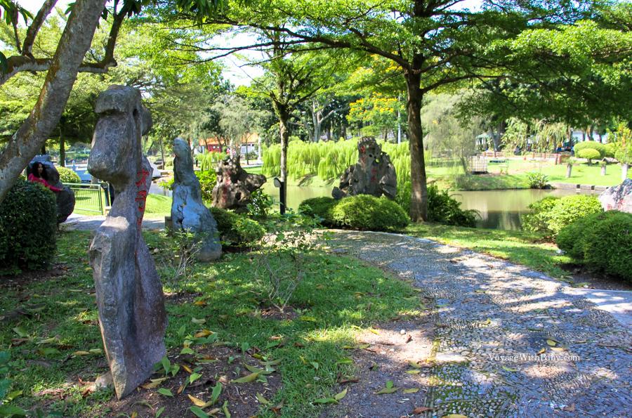 Японский сад в Сингапуре
