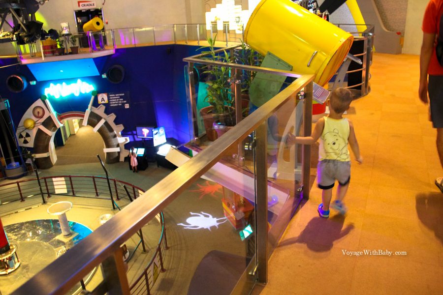 Научный центр Сингапура - Science Centre Singapore