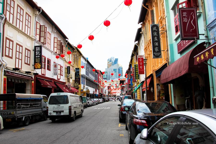 China Town в Сингапуре