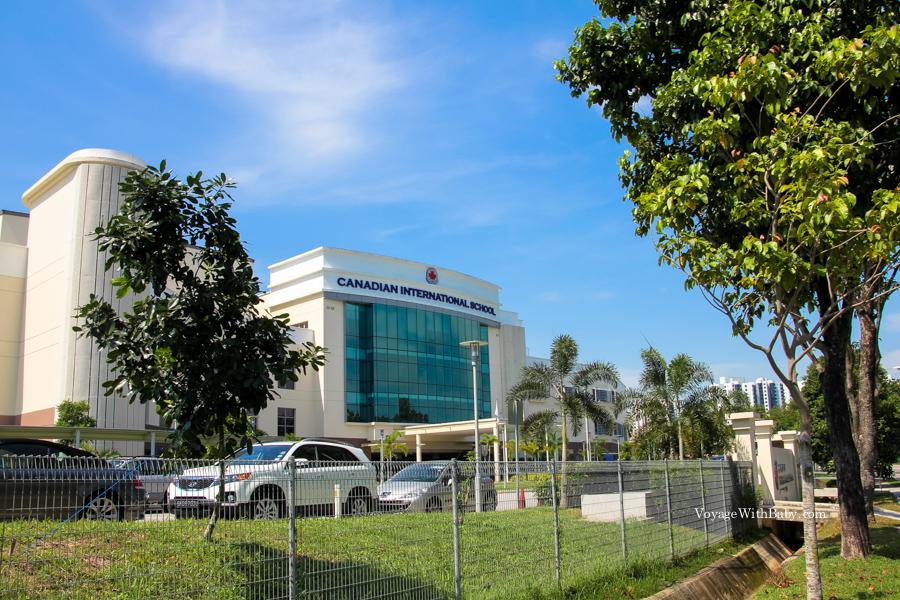 Международная канадская школа в Сингапуре