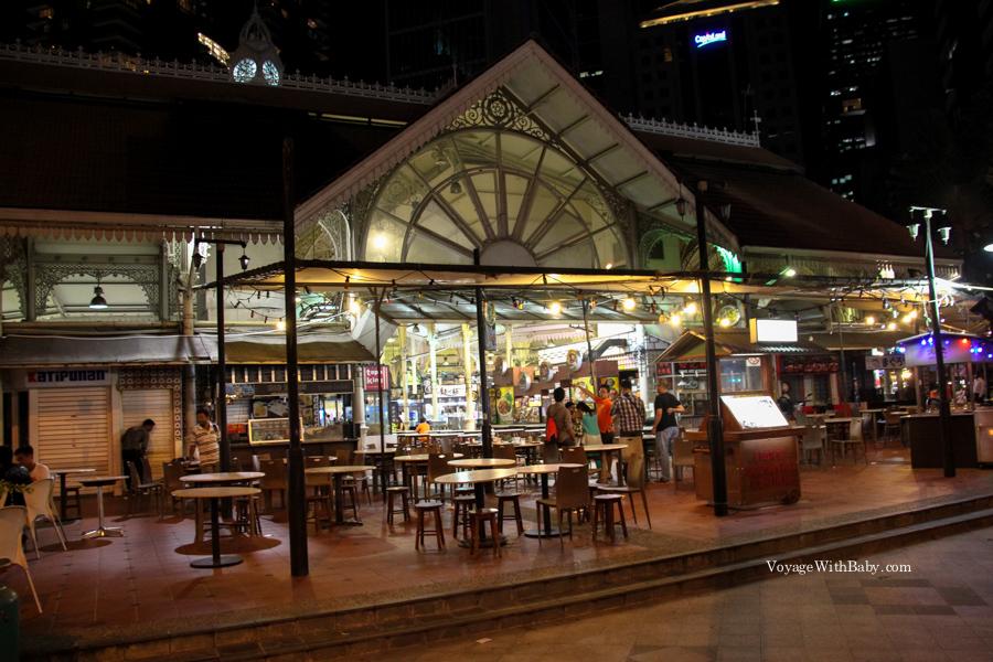 Футкорты в Сингапуре