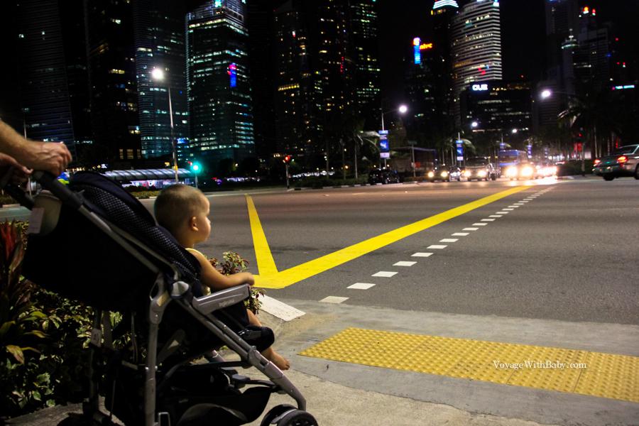 Прогулки по Сингапуру с ребенком