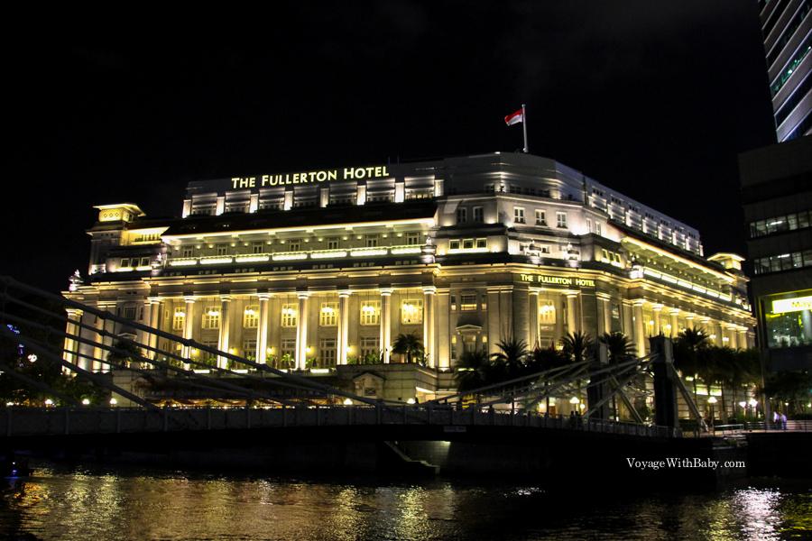 5тизвездночный отель в Сингапуре