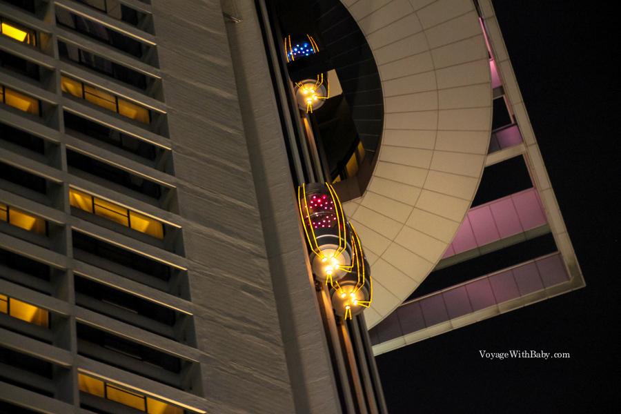Отель Pan Pacific в Синагпуре