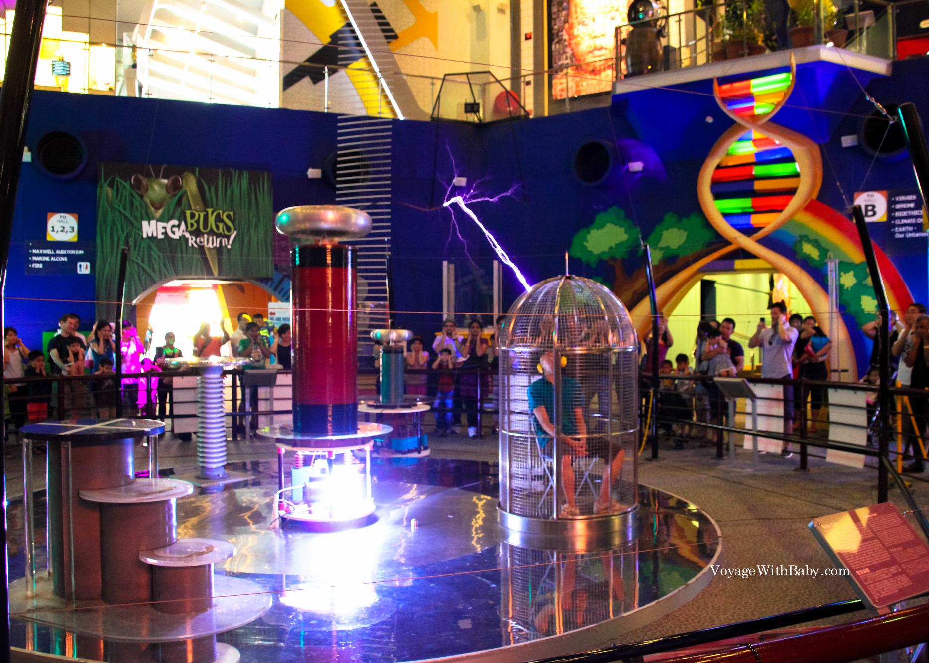Научный центр Сингапура