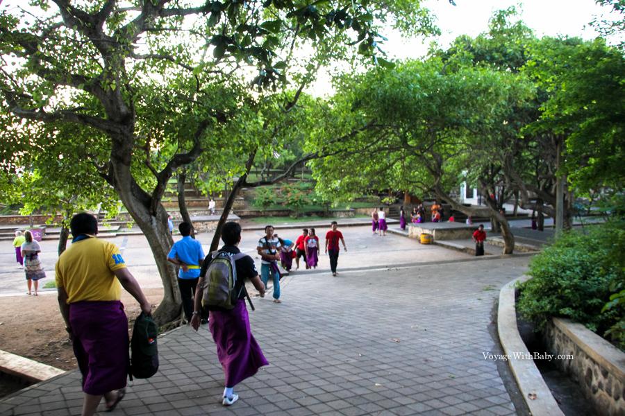 Храм Улувату на Бали