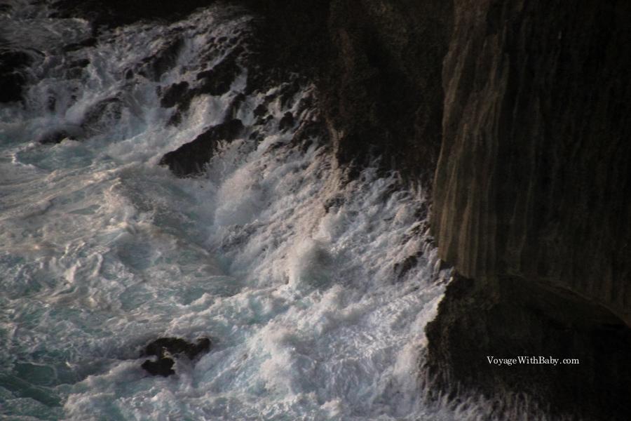 Волны на Бали