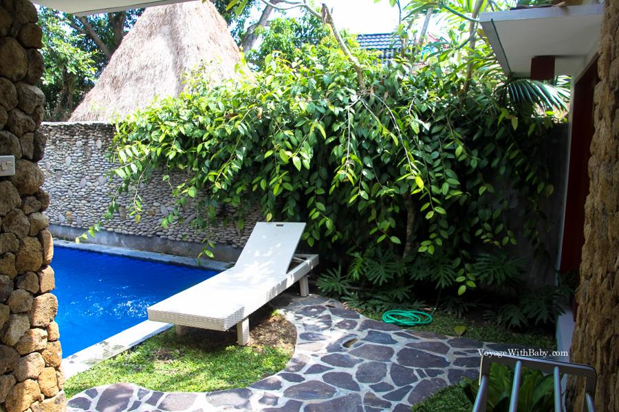 Дом на острове Бали