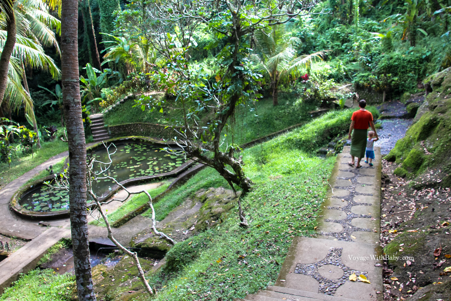 Храмовый комплекс Гоа Гаджа на Бали