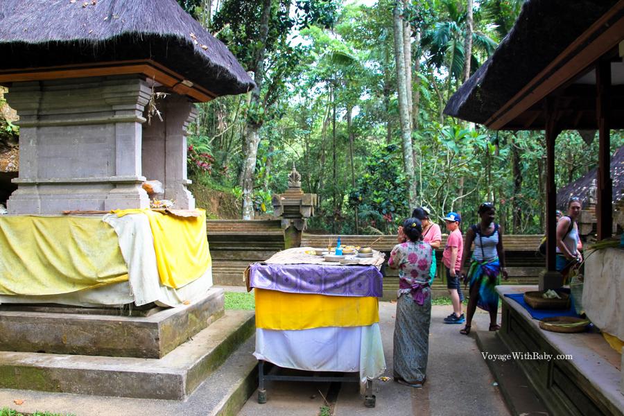 Храмовый комплекс Гоа Гаджа на острове Бали