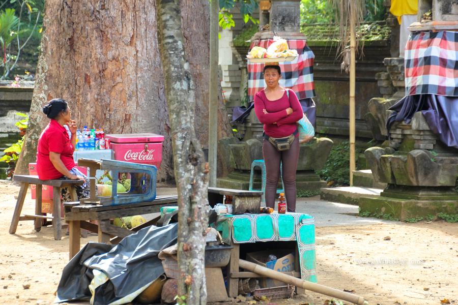 Окрестности храма Гоа Гаджа в Убуде