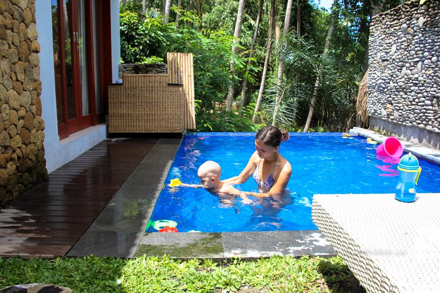 Дом с бассейном на Бали