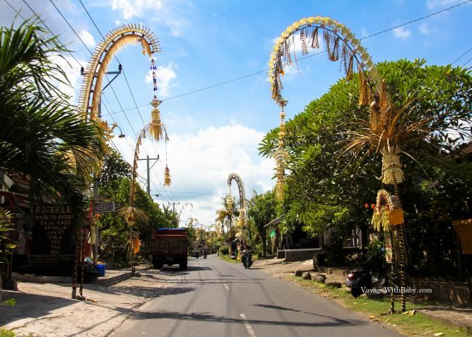Галунган на Бали
