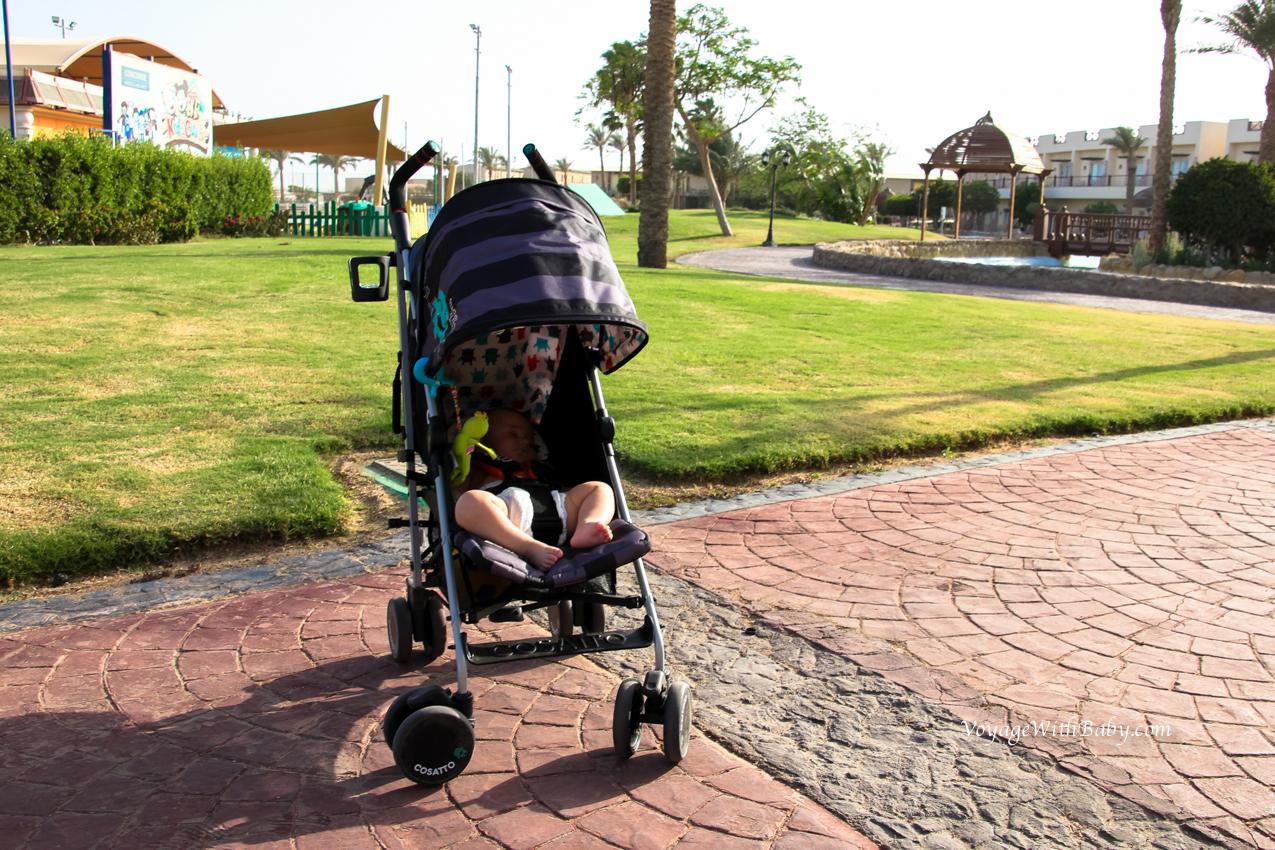 Отпуск с детьми в Египте