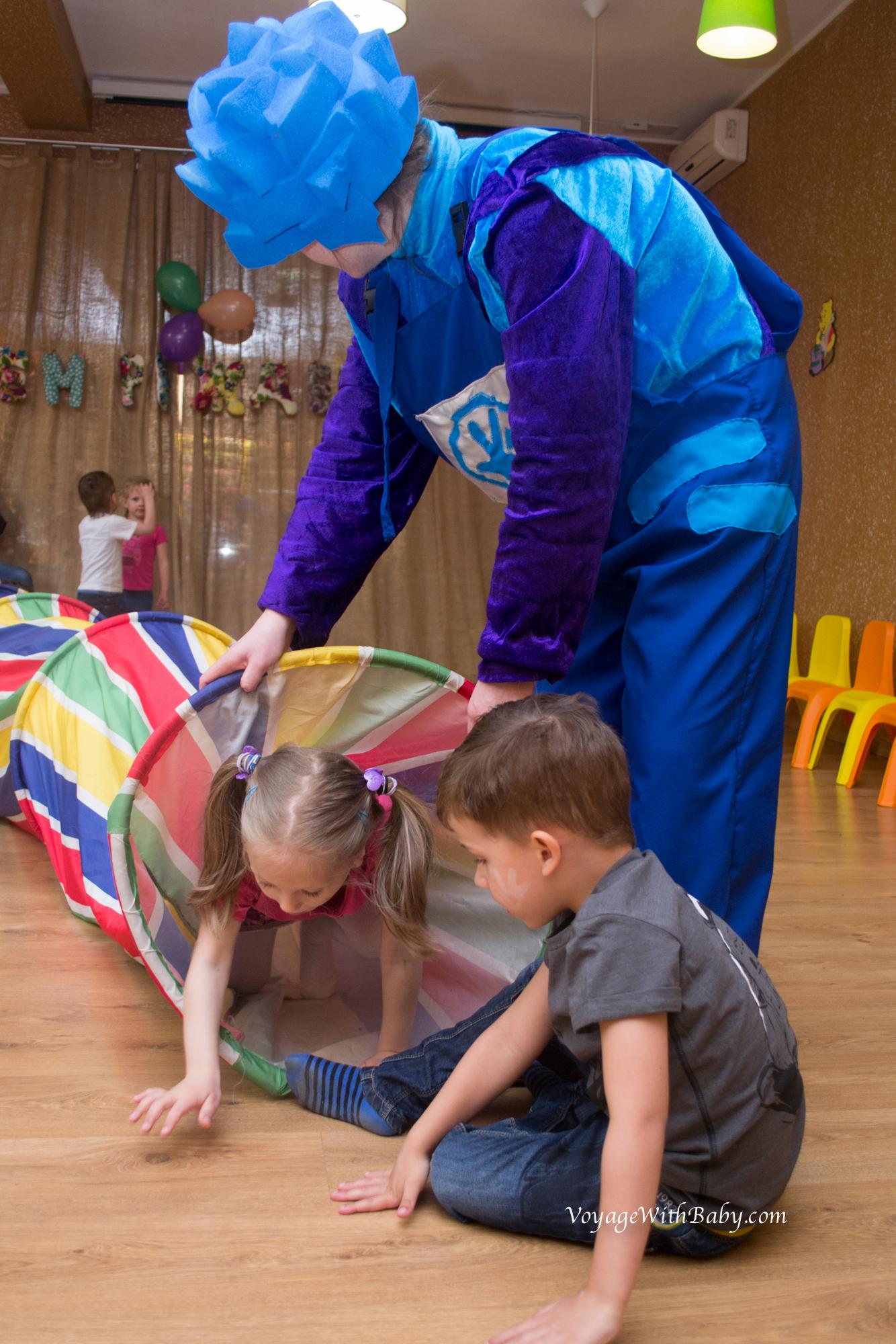 Конкурсы на детском дне рождения