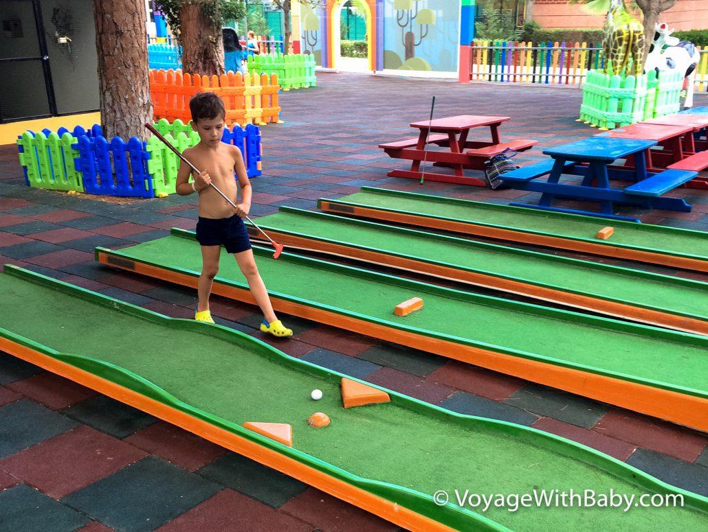 Детский клуб в отеле Maritim Pine Beach