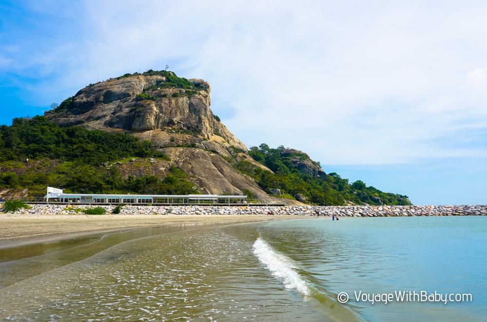 Пляж для детей в Хуа Хине